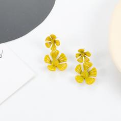 Квіткова форма Сплав Сережки