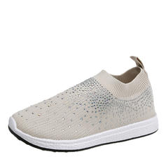 Women's Cloth Casual Outdoor Athletic With Others shoes