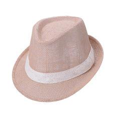 Pánské Nejžhavější Papyrus Panama Hat/Kentucky Derby Klobouky