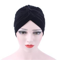 Ladies' Classic Velvet Floppy Hats