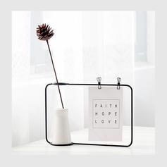 Modern Iron Photo Frame