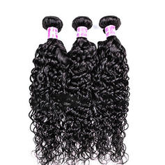 5A Water Wave Human Hair Human Hair Weave (Sold in a single piece) 100g