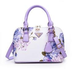 Classical PU Satchel/Shoulder Bags