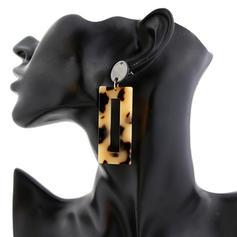 À la mode Alliage Acrylique Femmes Boucles d'oreille de mode (Vendu dans une seule pièce)