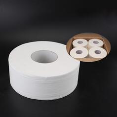 3-Ply Polpa de madeira natural Papel toalha (Conjunto de 4)