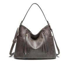 Модно/Класичний/Досить Сумки через плече/Плечові сумки/Мішки Hobo