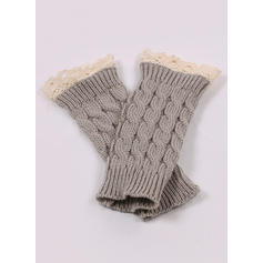 Solid Color fashion/simple Gloves