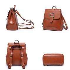 Refined PU Backpacks