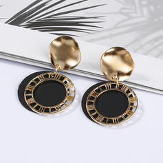Stylish Simple Alloy Earrings