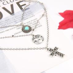Alloy Necklaces