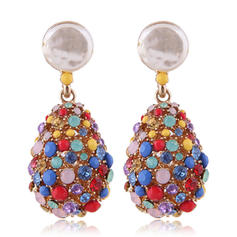 Stylish Vintage Alloy Rhinestones With Rhinestone