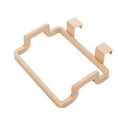 Simple High Quality Multi-functional PP Door Hanging Hook (Set of 2)