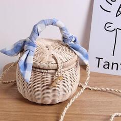 Unique/Cute/Vintga/Bohemian Style/Braided Shoulder Bags/Beach Bags/Bucket Bags