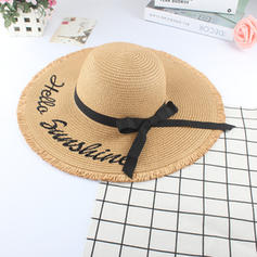 2899a0f13 [US$ 9.99] Ladies' Special Papyrus Beach/Sun Hats - Elleins