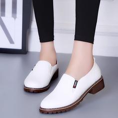 Vrouwen PU Low Heel Pumps met Anderen schoenen