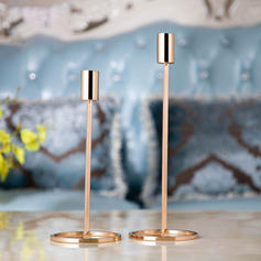 Simple Iron Candlestick