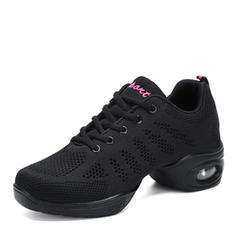 Women's Modern Jazz Sneakers Cloth Modern