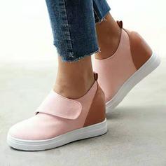 Жіночі Замша ПВХ Випадковий На відкритому повітрі взуття