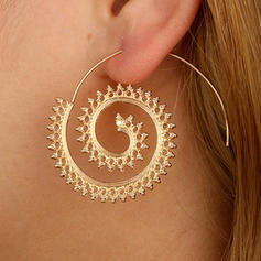 Exquisite Alloy Women's Earrings (Set of 2)