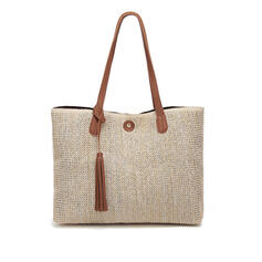 Delicate Polyester Tote Bags/Beach Saci