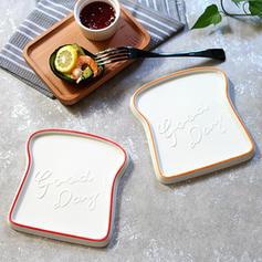 Casual Porcelain Dessert Plates