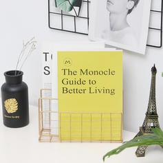 Modern Style Le Fer Porte-revues
