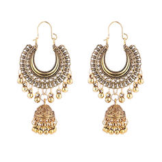 Vintage Alloy Women's Earrings