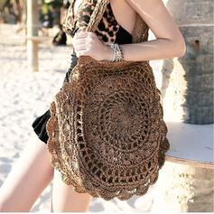 Vintga/Simple Tote Bags/Beach Bags/Hobo Bags