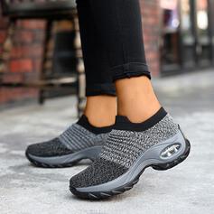 Dla kobiet Material Tkanina mesh Nieformalny na zewnątrz obuwie