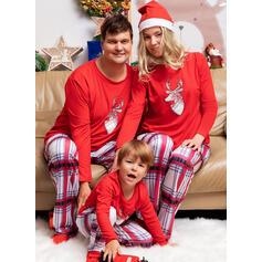 Plaid Tenue Familiale Assortie Pyjama De Noël