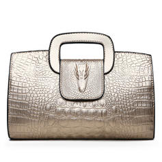 Classical PU Clutches/Wallets & Wristlets