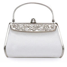 Charming Stainless Steel/PU Wristlets