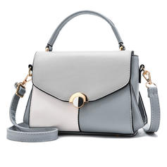Charming/Attractive/Splice Color Tote Bags/Crossbody Bags