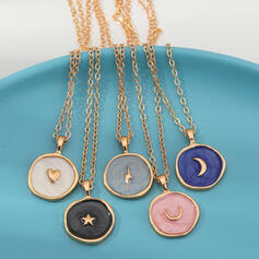 Stylish Alloy Necklaces