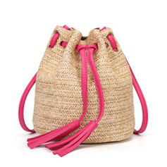Special Straw Crossbody Bags