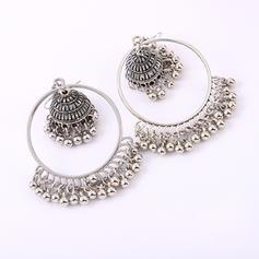 Jahrgang Legierung Frauen Ohrringe
