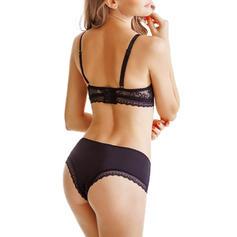 Spandex Nylon Krajka Dámské spodní prádlo