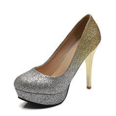 Femmes PU Talon stiletto Escarpins Plateforme avec Autres chaussures