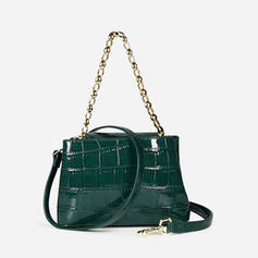 Solid Color PU Tote Bags/Crossbody Bags/Shoulder Bags