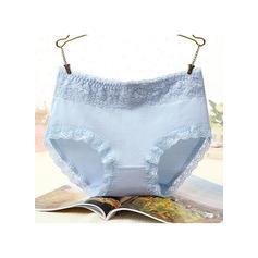 Dantelă Halter Briefs pentru chiloţi sau pantaloni