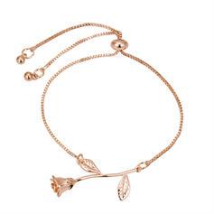 Beau Cuivre Femmes Bracelets de mode