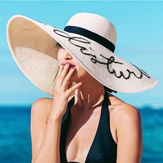 Ladies ' Piękny Bawełna Plaża / niedz Kapelusze