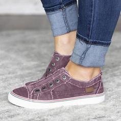 Donna Tela Jean Casuale All'aperto scarpe