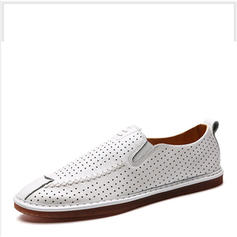 Penny Loafer Casual Echt Leer Mannen Loafers voor heren