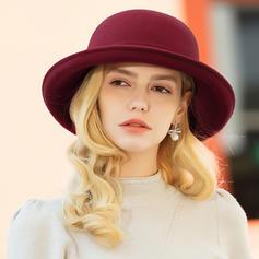 Ladies' Glamourous/Classic/Nice/Fancy Wool Floppy Hats
