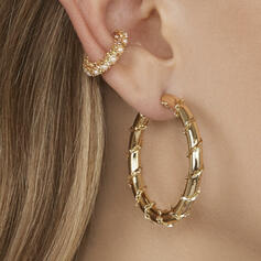 Charming Hottest Alloy Earrings (Sold in a single piece)