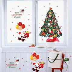Modern Klasik Noel Herhangi bir şekil Natürmort Duvar çıkartmaları