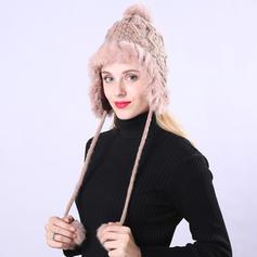 Ladies' Elegant Wool/Acrylic Beanie/Slouchy
