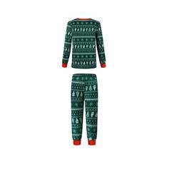 Wydrukować Rodzinne Dopasowanie Świąteczne piżamy