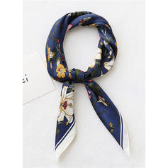 Floral/Retro/Vintage Square/Light Weight Square scarf